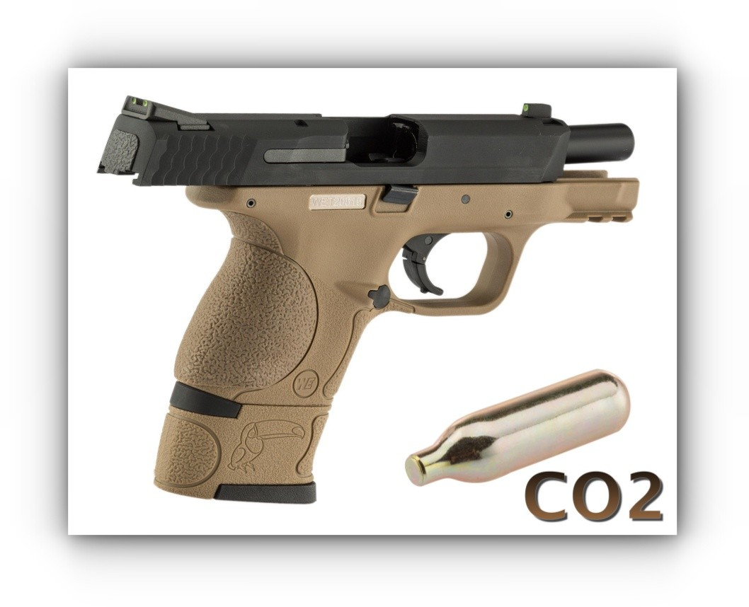 Co2 Culasse Mobile