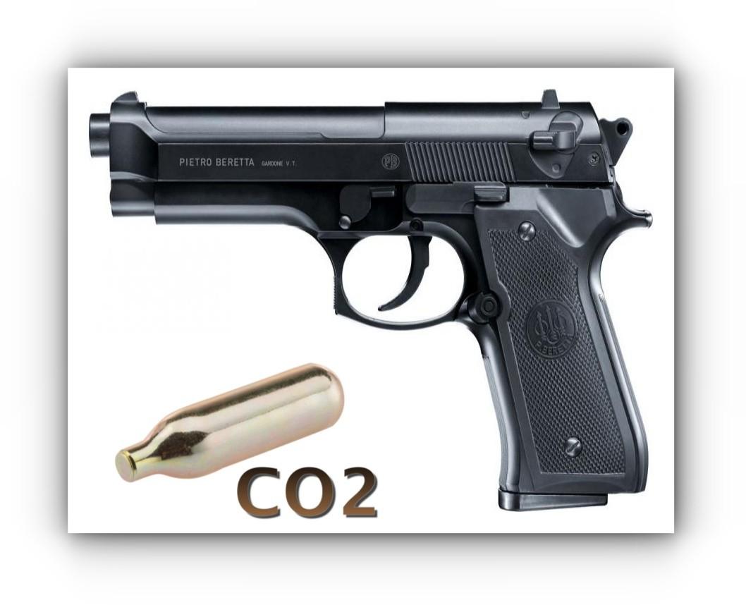 GNB CO2 (Co2 Culasse Fixe)