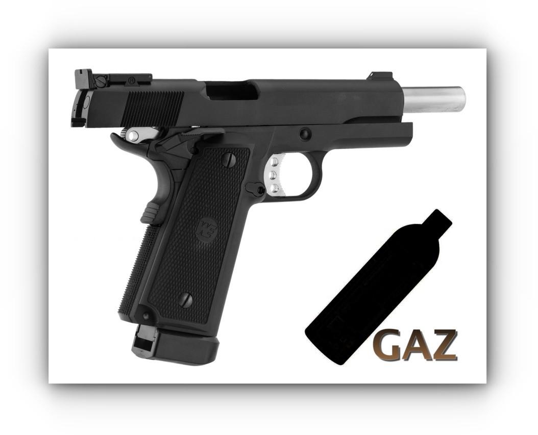 GBB (Gaz Culasse Mobile)