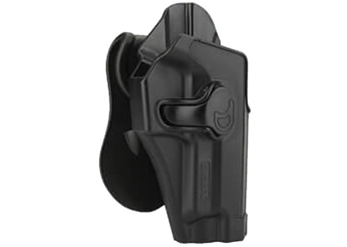 Holsters rigides à retention