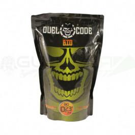 Billes Bio 0.23gr (4350bbs) Duel Code