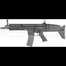 Réplique AEG de FN Scar-L Noir ABS pack complet