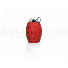 Grenade gaz Storm 360° Red