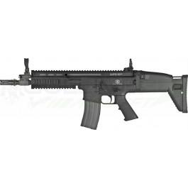 Réplique de FN SCAR Noir en pack complet
