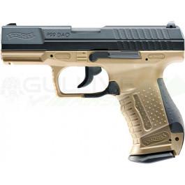 P99 DAO version TAN blow back 15 billes 2J