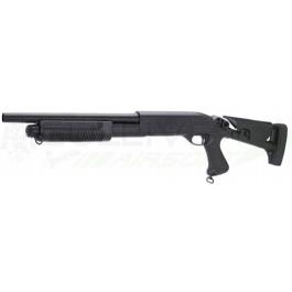 Réplique longue SWISS ARMS SHOT GUN METAL Crosse mobile