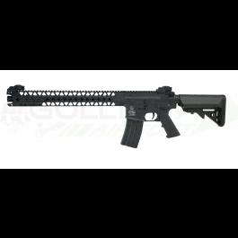 Réplique aeg longue Colt M4 Harvest Full métal Black