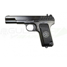 Réplique de poing GBB TT33 black gas full metal