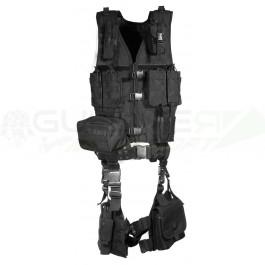 Gilet complet Ultimate noir UTG