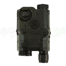 Boitier An/peq 15 pour batterie noir - NUPROL