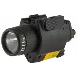 Lampe laser avec contacteur déporté