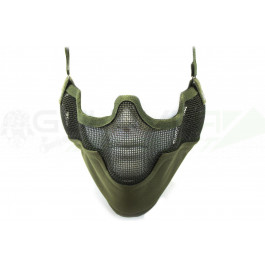 Bas de masque grillage Shield V2 - Vert