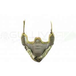 Bas de masque grillage Shield V2 - Camo
