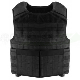 Gilet PMC plate carrier NOIR