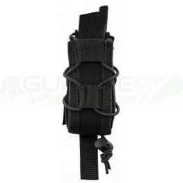 Pochette PMC chargeur pistolet noire NUPROL