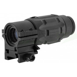 Magnifier x 3 tech 800 Noir Nuprol