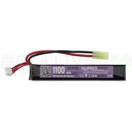 Batterie LI-FE 9.9V - 1100mAh 20C slim stick