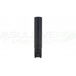 Silencieux COBRA QD 190X37mm noir - Nuprol