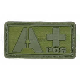 Patch groupe sanguin A+ OD