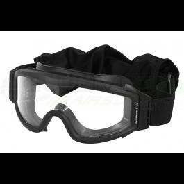 Masque de protection anti-buée noires 3 verres