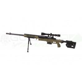 Réplique Sniper MB4411D avec lunette et bipied OD