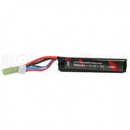 Batterie Lipo 3s 900mAh (1 stick)