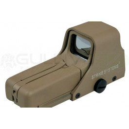 Viseur point rouge Holosight 552 TAN point vert et rouge