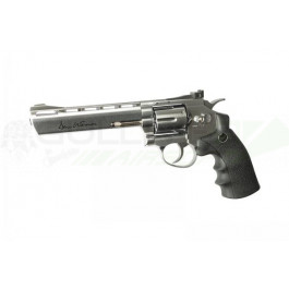 "Dan Wesson 6"" Full Métal Chromé"