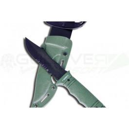 Couteau type M37-K en plastique souple - OD