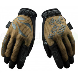 Gants BO MTO Touch Mechanix coyote Taille L