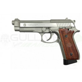 Réplique de taurus pt92 inox semi et full co2