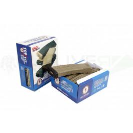 Chargeurs M4  MID-CAP 120 billes ABS G&G tan/noir en pack de 5