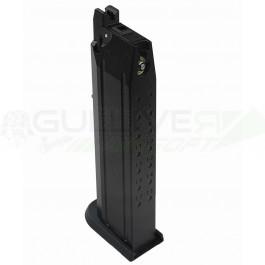 Chargeur de réplique Gaz pour ble alpha GBB - ICS - 24 Billes