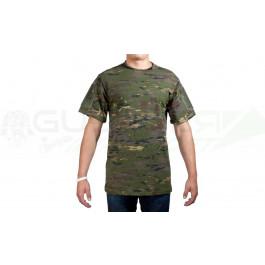 T shirt woodland espagnol M