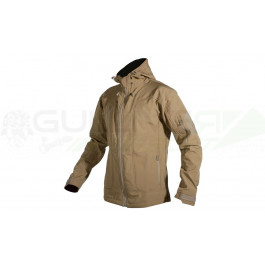 Veste softshell Aiden coyote taille M