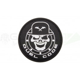 Patch rond Duel Code
