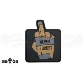 Patch Never forget