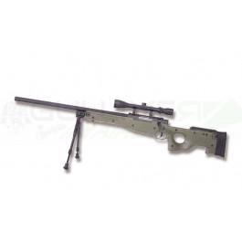 Réplique Sniper G96A1 avec lunette et bipied OD