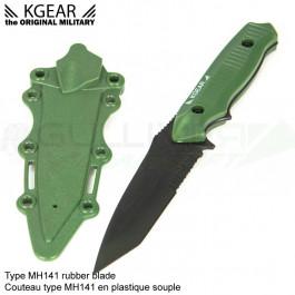 Couteau type MH141 en plastique souple - OD