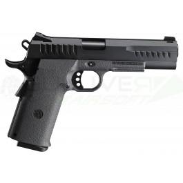 Réplique de poing Tactical Custom Gaz Full metal KJWorks