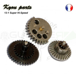 Engrenages super hi-speed 1:13