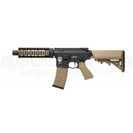 Réplique AEG GR4 CQB-S Mini Tan/Noir Blowback 1J - G&G