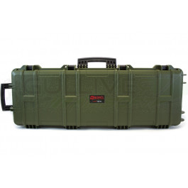 Malette 103x33x15  waterproof OD Green Nuprol