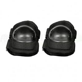 Coudières noir Police US