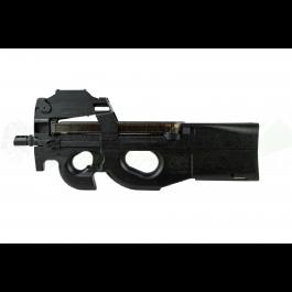 Réplique de FN Herstal p90 noire + Red dot aeg pack complet