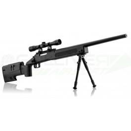 Réplique sniper M40A3 + bipied + lunette