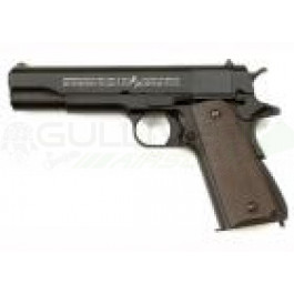 Réplique de colt m1911 co2 full metal culasse mobile