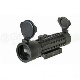 Visée Dot Sight Tactical 3Rails 2x42mm