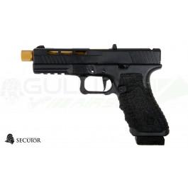 Réplique de pistolet Gladius 17 OR Secutor dual power