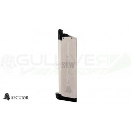 Chargeur gaz pour pistolet Rudis Secutor